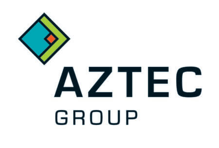 Player sponsor Aztec Group logo